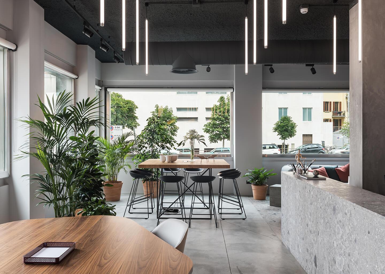 Spaces Milan